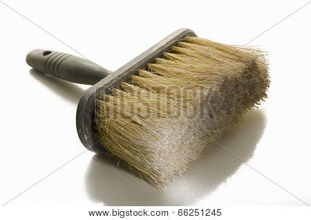 Large Paint Brush Or Wallpapering Brush