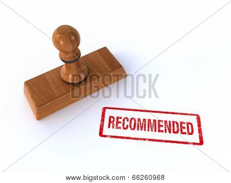 stamp recommended