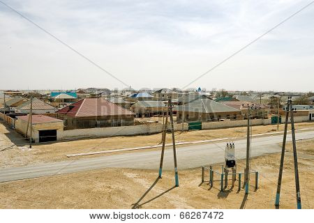 Steppe Village.