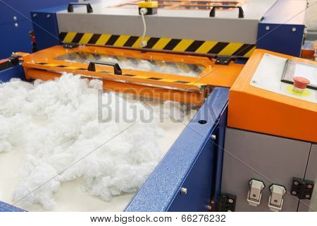 The image of industrial equipment