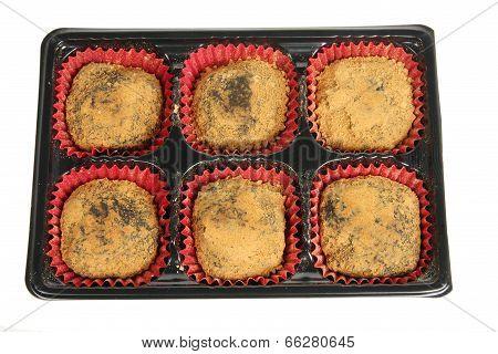 Japanese Mochi Cakes