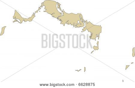 Turks and Caicos, Island