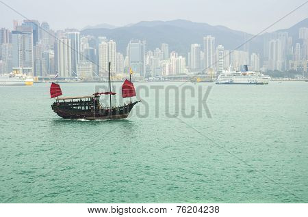 The Junk Boat