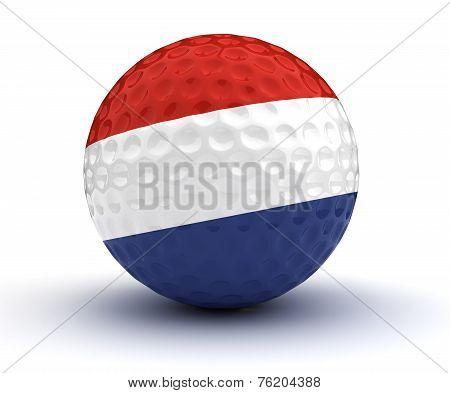 Dutch Golf Ball