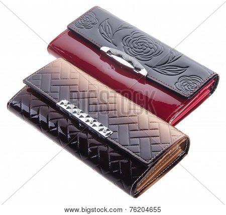 Wallet, Beautiful Woman Or Lady Wallet