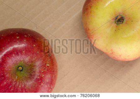 Juicy Red Apples