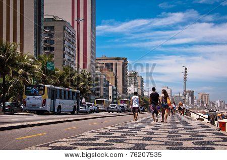 Ipanema District, Rio de Janeiro
