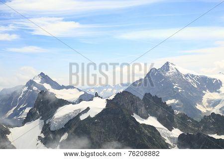 Mount Titlis Panorama