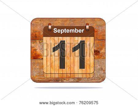 September 11.