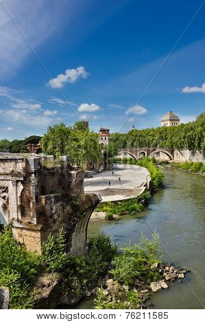 Rome Riverscape