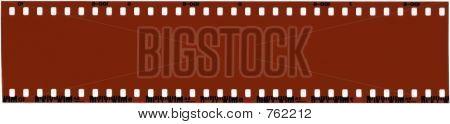 Blank 35mm Film