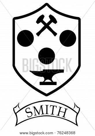Smiths Coat Of Arms