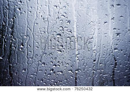 Rain Water Pattern