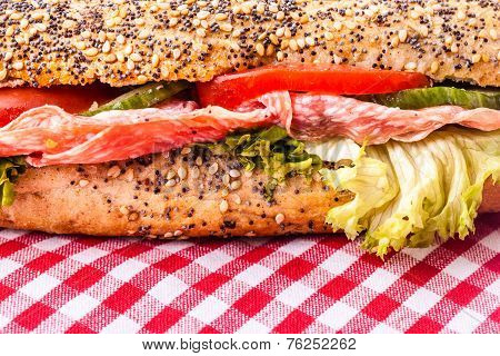 Deli Style Sandwich
