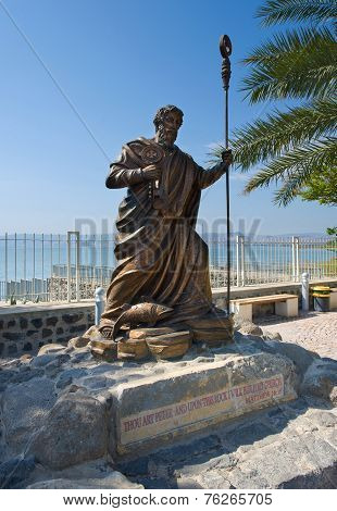 Statue Of Peter