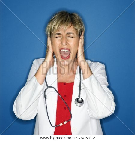 Doctor Screaming