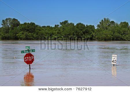 Las inundaciones