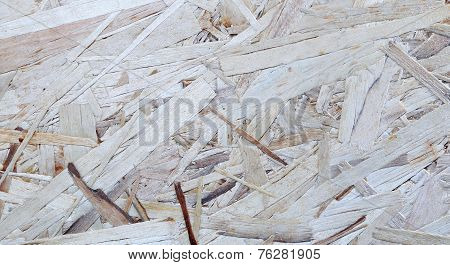 Texture Of Construction Material Sheet Osb