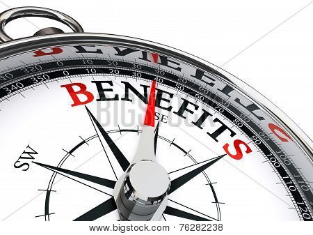 Benefits Conceptual Compass