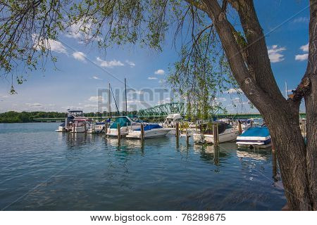 Local Detroit Marina