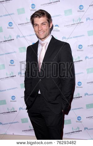 LOS ANGELES - NOV 15:  Liam McIntyre at the