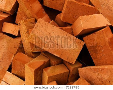 Brick  Building  Clay