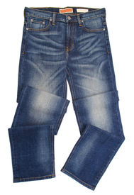 stock photo of denim jeans  - jeans stylish jeans on the background - JPG