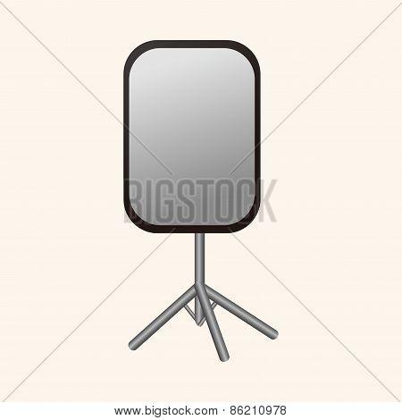Photographic Equipment Lighting Board Theme Elements
