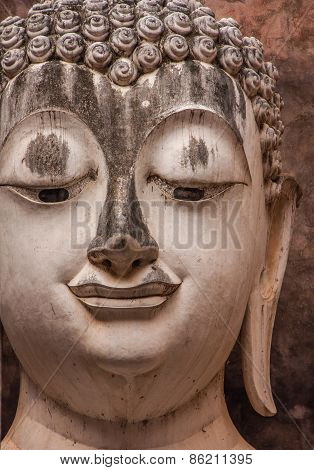 Buddha Statue Close-up Photos,Wat Si Chum.