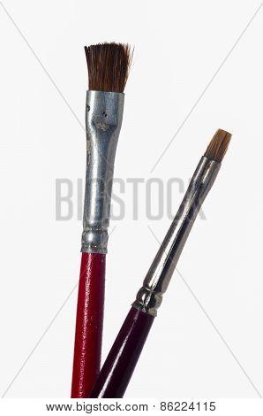 pair of brushes