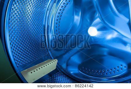 Inside washer