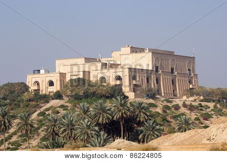 Saddam's Babylon Palace