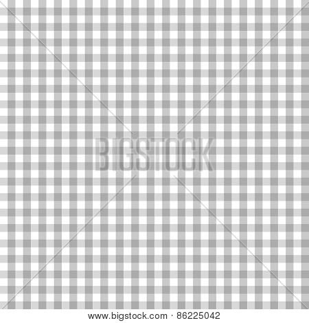 Checkered Cloth Picnic. Seamless Tablecloth, Fabric, Material, Textile