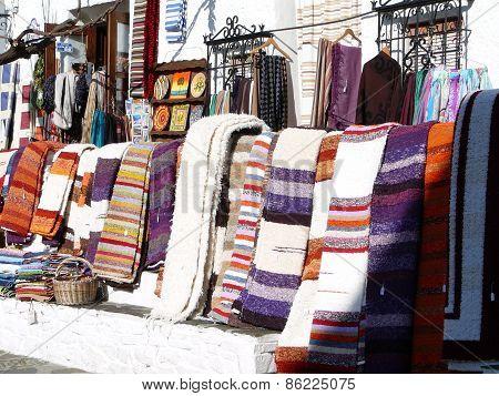 Handmade Alpujarra Rugs