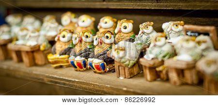 Owl Birds Background
