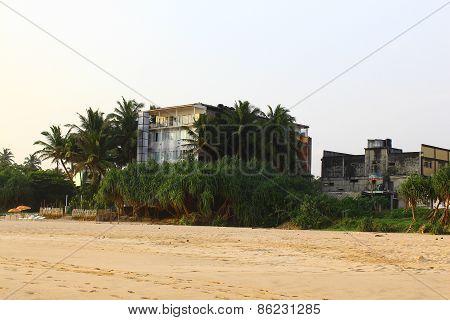 The building, Koggala