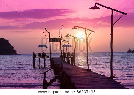 Evening Meditation Sundown Serenity