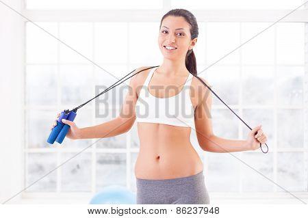 Sporty Woman.
