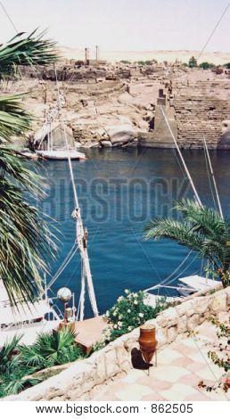 Nile still life