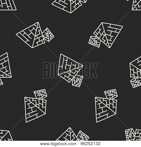 Doodle Pyramid
