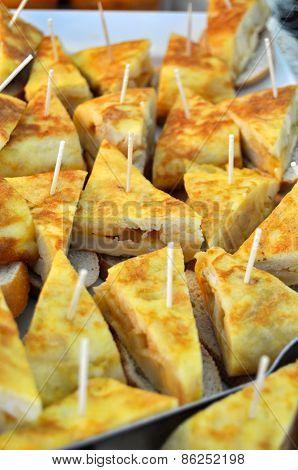 Spiked Tortilla