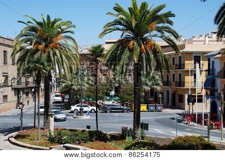 Town centre, Cabra.