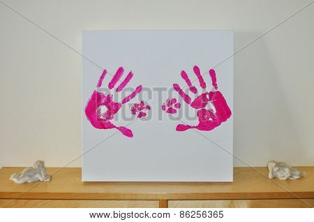 Hands On Canvas