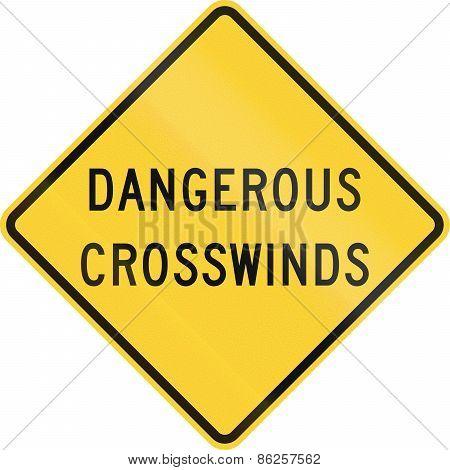 Dangerous Crosswinds