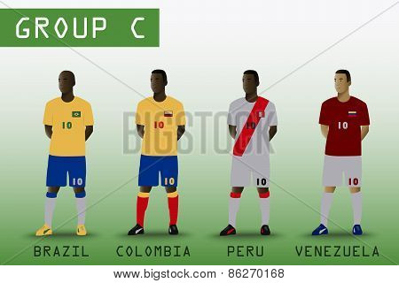 Group C for American Soccer