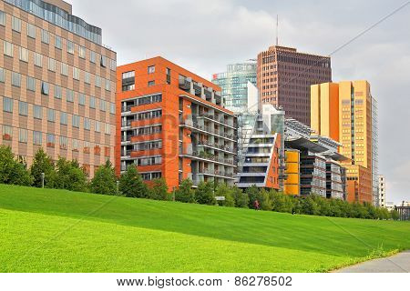 Modern Architecture In Berlin