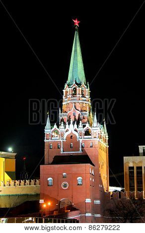 Moscow Kremlin, Russia