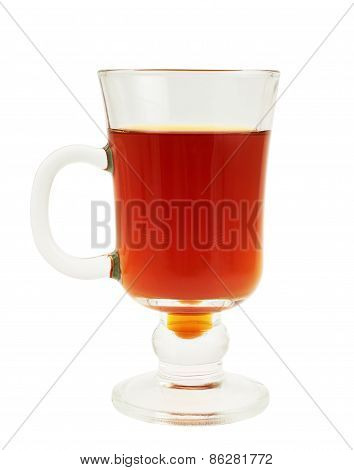 Tea in a glass