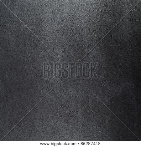 Dirty black chalk board