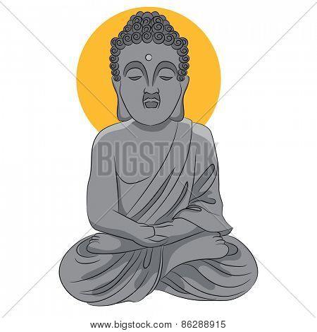An image of a buddha statue.